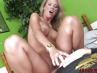 Milf Kayla Does Anal With A Young Stud