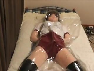 Kigurumi Bagged With Vibrator