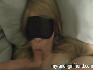 blindfold, πίπα, ζευγάρι, χύσιμο, ευρωπαϊκό, exgf, facefuck, facial, γαμήσι, σπίτι, σπιτικό, μεγάλος, pov