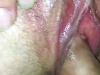 Amateur Homemade Close Up Pussy Cumshot