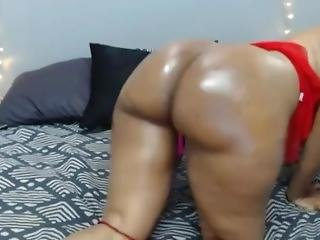 Ebony 40+ Milf Booty #1