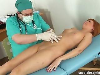 Medical Exam Pamela
