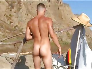 Nudist Beach Encounters 006