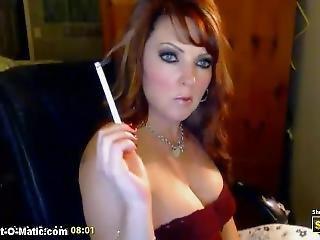 Cougar Smoking 120
