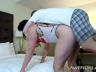 M. Wattel Ass Smother Video Part 5