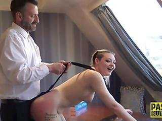 Anally Fucked Submissive