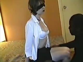 French Wife Victoria Meets 3 Blacks In A Motel (part 1)