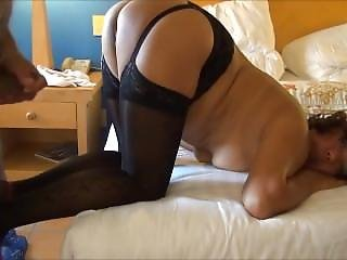 Gorgeous Big Ass Milf From Sexdatemilf.com Fucked By Tiny Dick Hubby