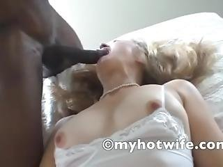 Housewife Whore Pimped Black Fucked And Jizzed
