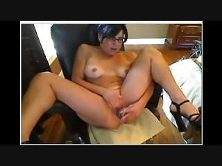 Easy Milf Plays While Hubby Works