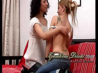 Amas De Casa Lesbianas - 4