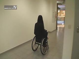 Patricia In Wheelchair