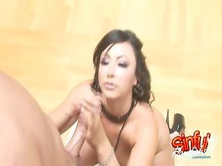 Tug That Cock For Som Cum Bianca