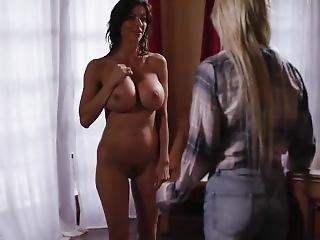 Lesbian Lustful Girl