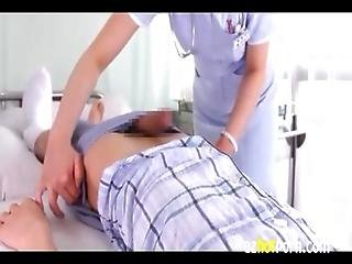 AzHotPorncom - Male Virgin Clinic Hardcore Comfort