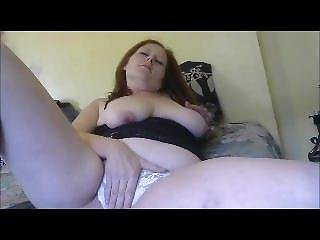 Six Month Pregnant Maddie Pisses, Masturbates, And Stuffs Panties In Pussy