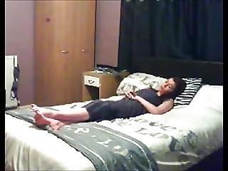 Verborgen Camera, Masturbatie