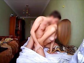 Amateur, Bonasse, Couple, éjaculation, Jeune Fille Chaude, Sexe, Ados