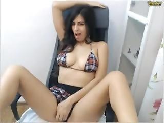 Antoniamartin1 Flashing Tits And Pussy