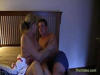 The Mommy Son Sex Adventure-the Story Begins