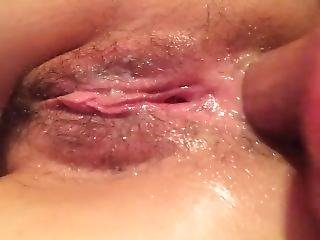 Anal Creampie Pregnant Mommy