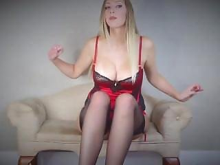 Big Tit, Blonde, Humiliation, Pov