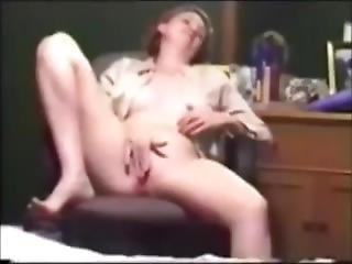 Amateur, Masturbation, Orgasme, Solo, Vintage, Femme