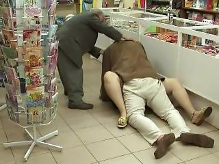 Russe mature orgie
