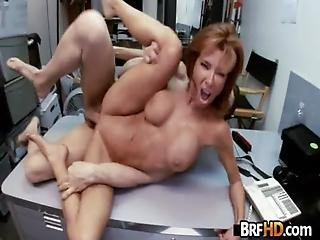 Big Tit Milf Veronica Avluv Squirts In The Backroom 1.4