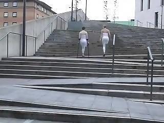 Sak Amputees Hopping In Public