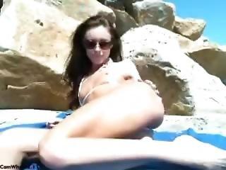 Kova 20 - Public Beach Cumshow