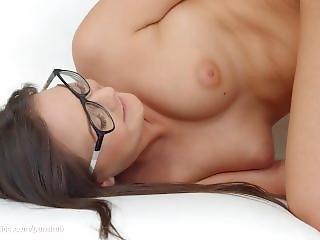 française, bisous, lesbienne, lèche, masturbation, chatte, lechage de chatte