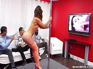 Latina Kelsi Monroe And Her Big Ass Please A Lucky Bangbros Fan Ap15893