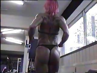 Np Gym Flexing