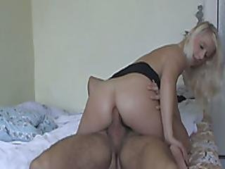 Antonio Drops Big Cock Into Blonde Ass
