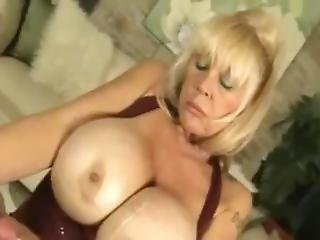 Fucking Grandmas Tits