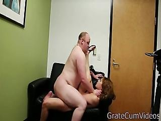 Lucky Fat Guy Got To Cum In And On The Fastest Rising Porn Star Of 2018 Porn Princess Scarlet Rose Gratecumvideos