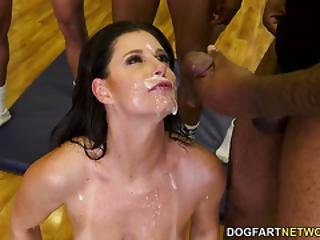 for that interfere cami cole takes facial cumshot in pov style are not