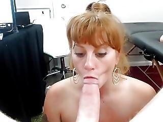 Tamara - Edging Blowjob Deepthroating With Facial Swallo