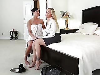 2 Beautiful Ladies Very Very Sexy