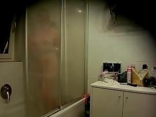 Spy Shower Natalie