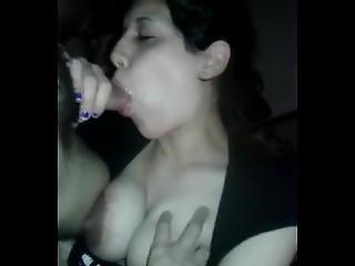 Big Tits Sucking
