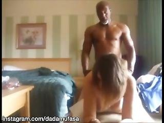 Bbc Landlord Nutted In Another's Man Wife - Gimme My Money Or Gimme Pussy