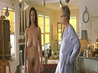 Mimi Rogers Goes Full Frontal Showing Milf Udders & Bush