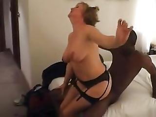 Busty Blonde Mature Bbc Fuck