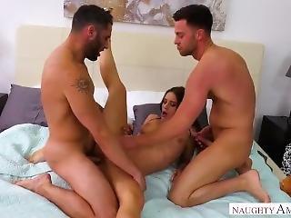 Lana Rhoades, Hot Threesome