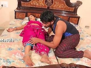Newly Married Couple Started Romance