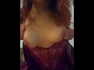 Hot Milf Titty Teaser