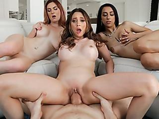 homo threesom porno