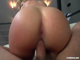 Jessie Rogers Mindblowing Teen Pussy Sex